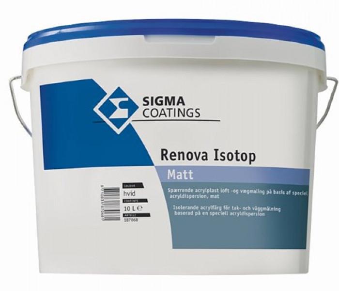 Sigma Renova Isotop
