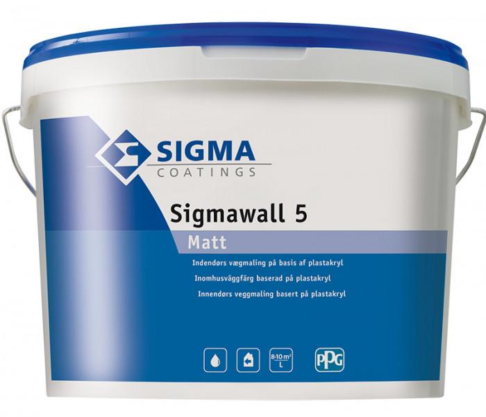 Sigma vægmaling